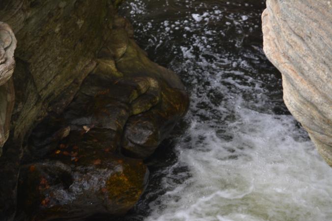 Boulder gap
