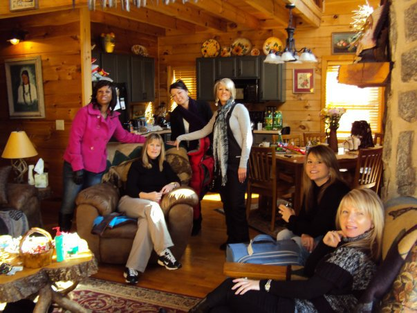 mountain house meeting
