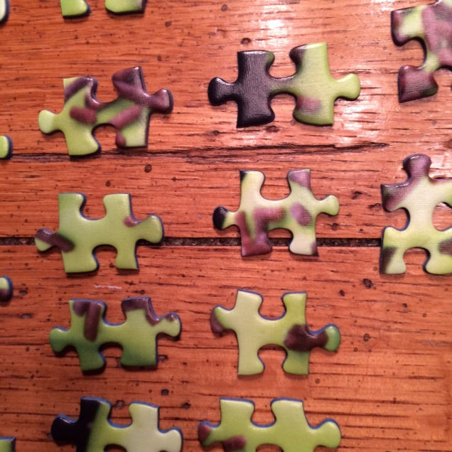 color group puzzle pieces
