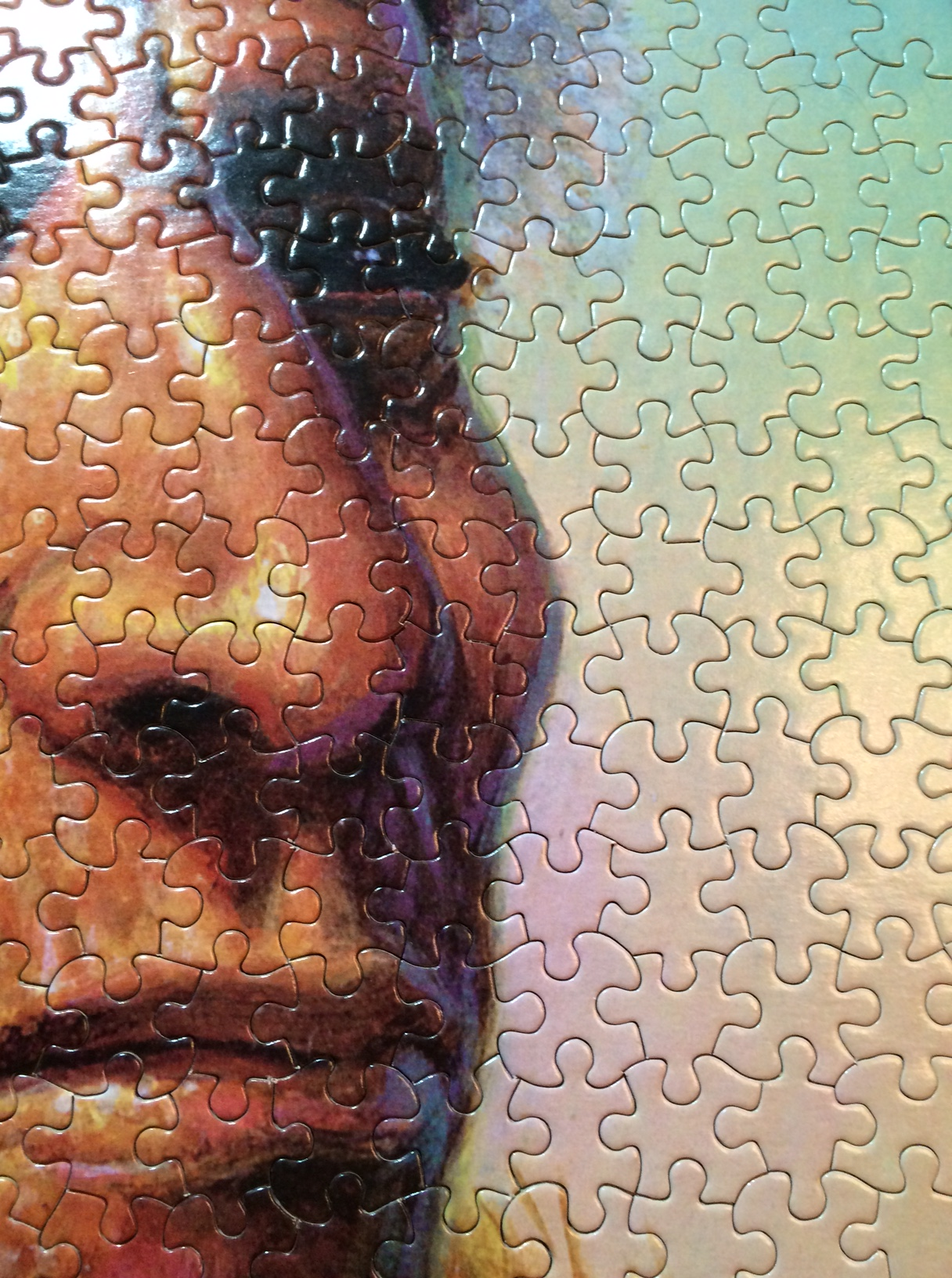 how to turn a 1000 piece puzzle into a masterpiece donna george blogs