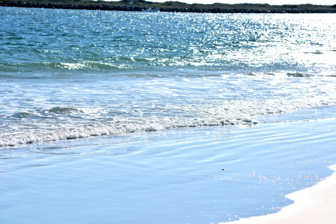 big blue sea