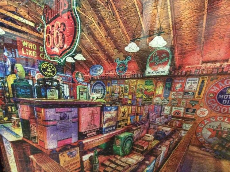 Vintage Old Store