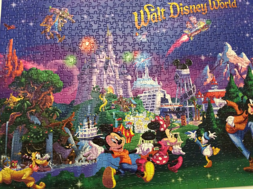 Walt Disney World Puzzle