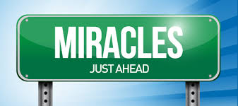 Miracle just ahead