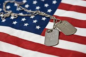 Soldiers tags