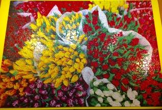Tulip puzzle