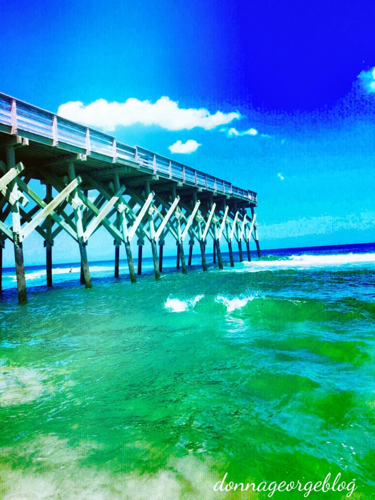 wrightsvile beach pier
